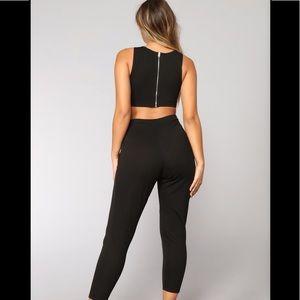 Fashion Nova jumpsuit!